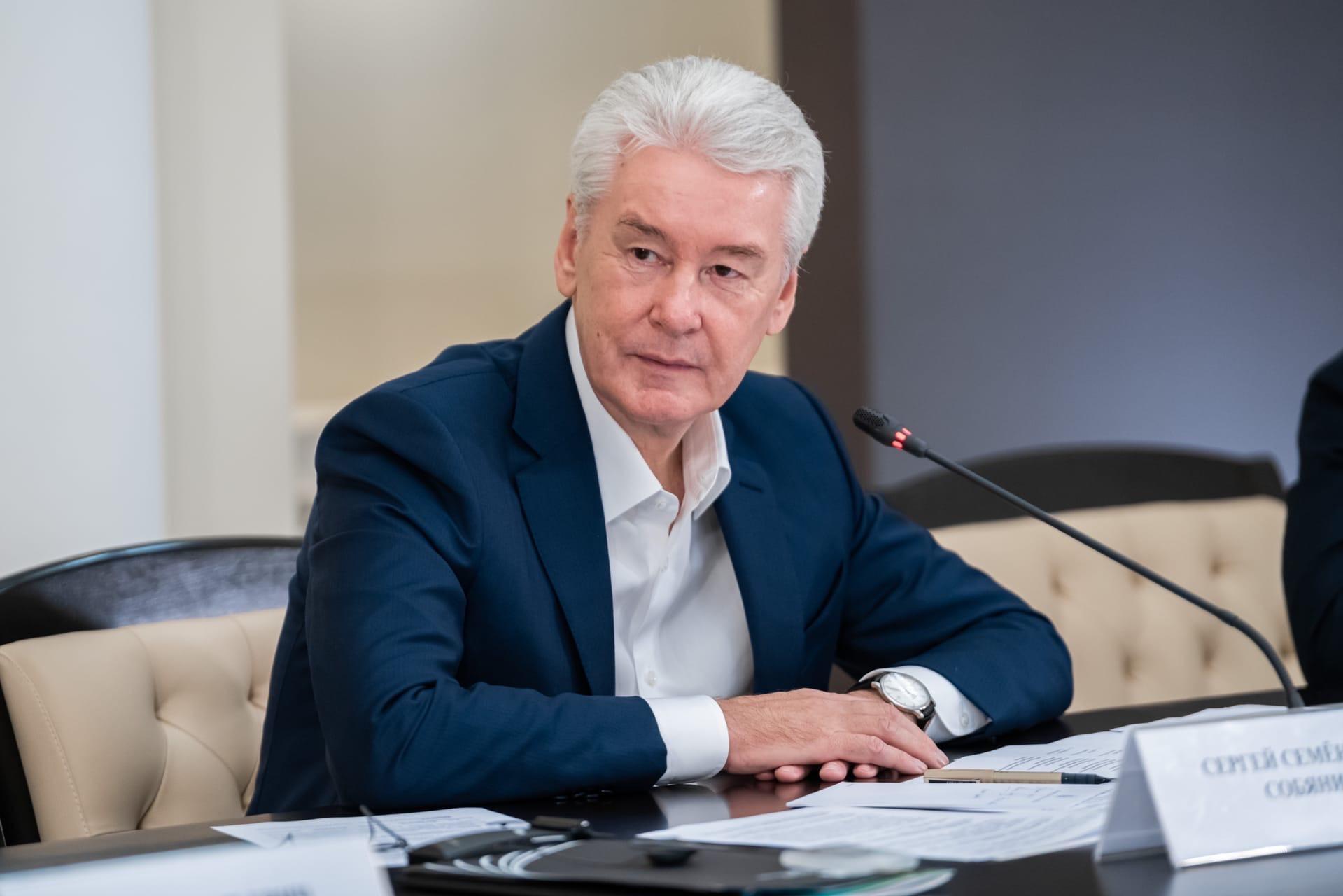 Собянин рассказал, планируется ли ввести платный въезд в центр Москвы