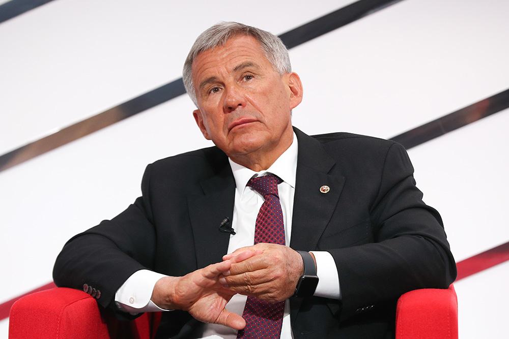 Глава Татарстана поручил жёстко пресекать попытки героизации казанского стрелка Галявиева в Сети