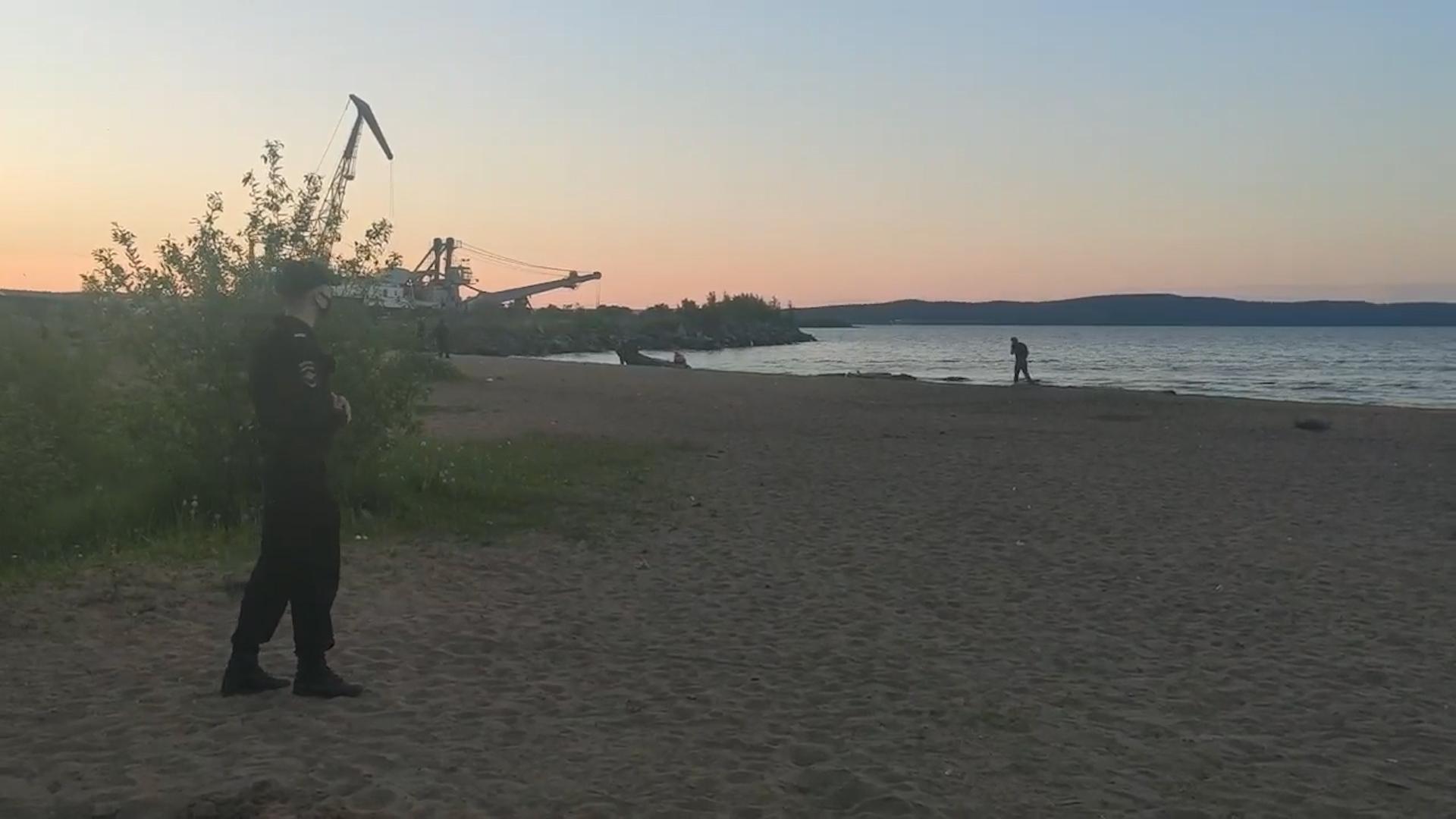 В Петрозаводске трое подростков утонули в Онежском озере