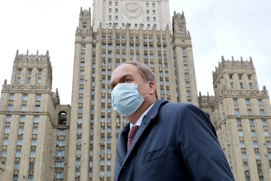 'Вызывает вопросы': Антонов дал оценку новым договорённостям ФРГ и США по 'Северному потоку – 2'