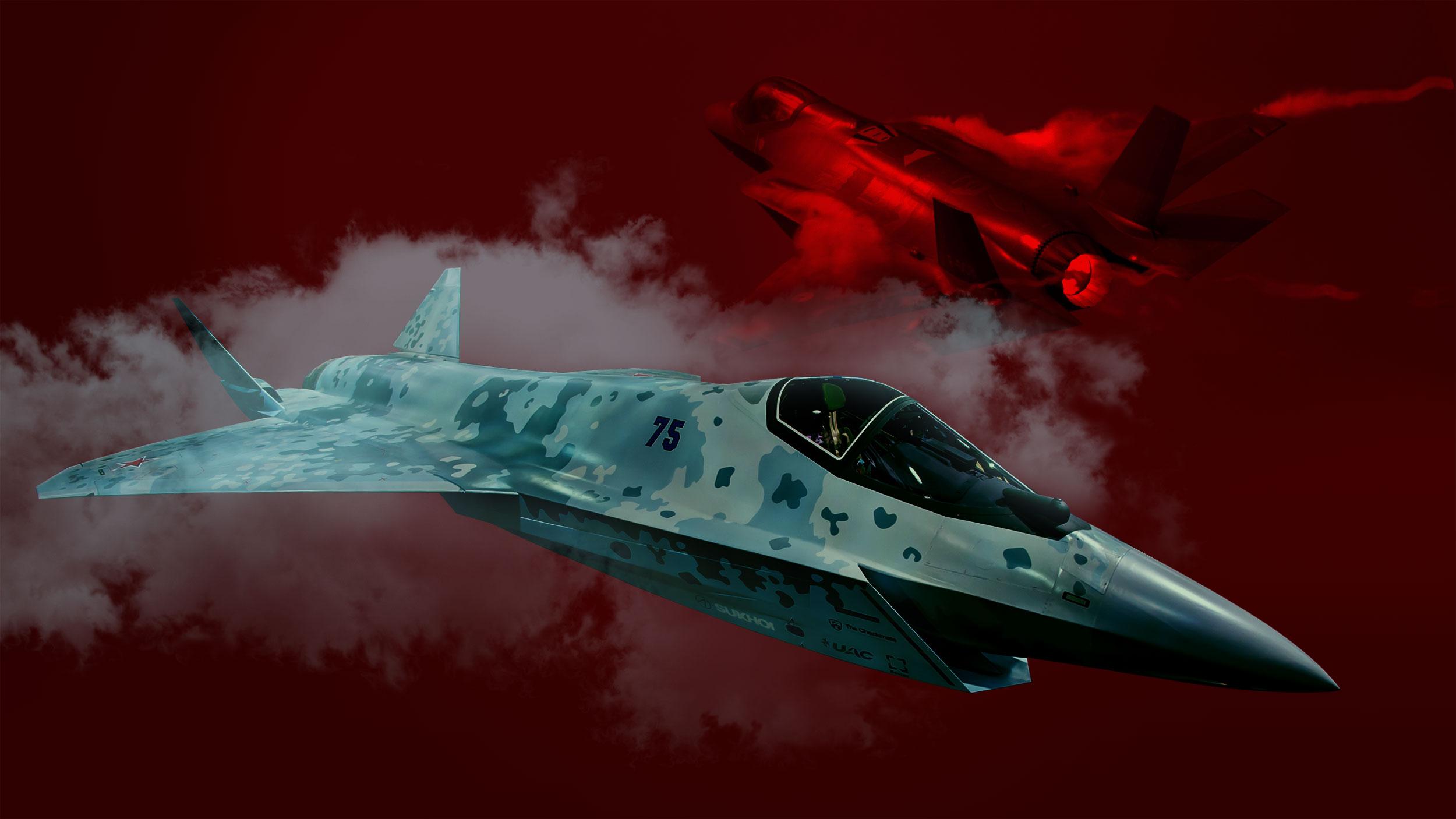 Шах и мат: Новый Су-75 может 'убить' продажи истребителей США и НАТО