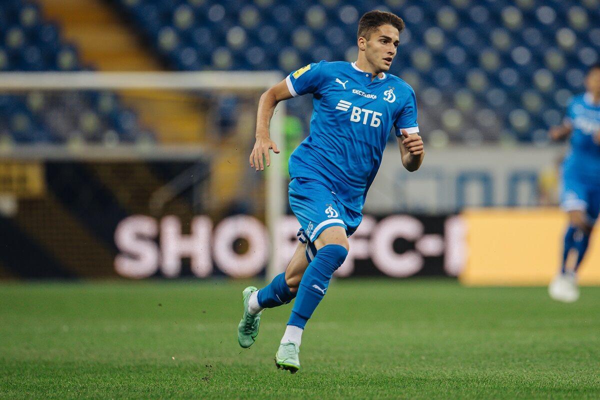 Талантливый игрок 'Динамо' Захарян попал в топ-20 самых дорогих футболистов мира не старше 18 лет