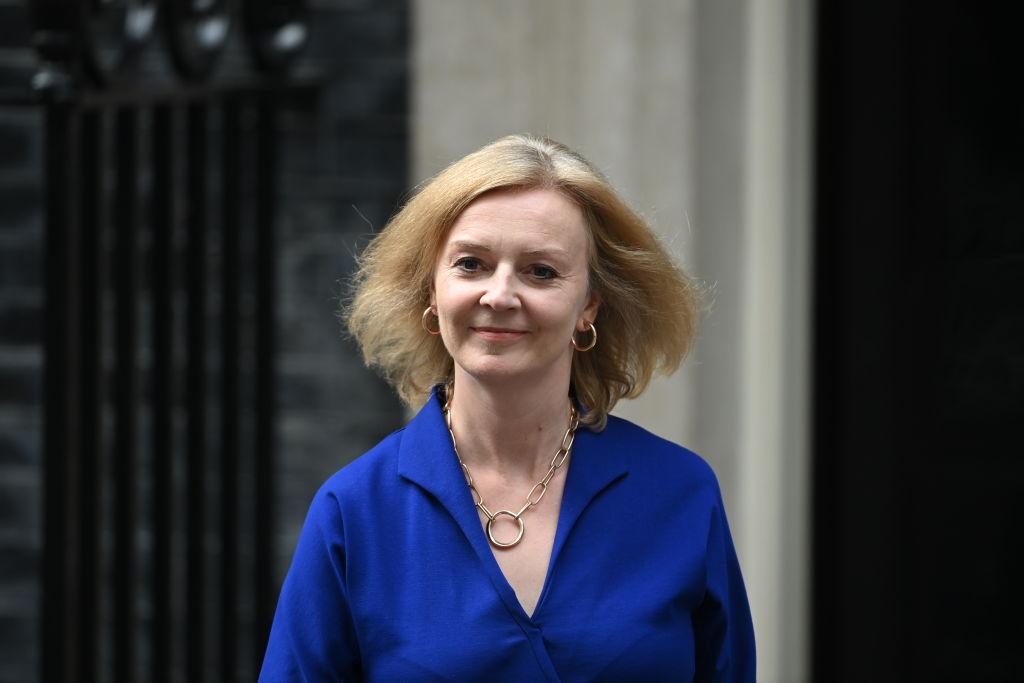 Новой главой МИД Великобритании стала Лиз Трасс и сразу же вошла в историю