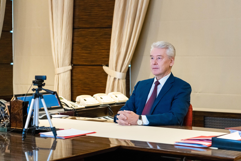 Собянин надеется, что ситуация с коронавирусом в Москве улучшится к концу января